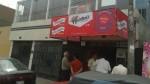 Los Olivos: sicarios dispararon contra fachada de una dulcería - Noticias de alex quiroga