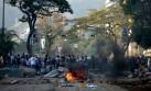Venezuela: Muere un motociclista al chocar con barricada