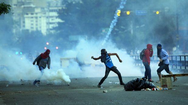 Venezuela: Policía toma Altamira, epicentro de las protestas