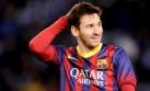 Manchester City pagaría 200 millones de euros por Lionel Messi