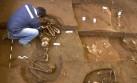 Descubren restos de unos 3 mil años de antigüedad