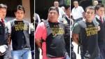Cruz de Piura: Poder Judicial ordena detener a 8 personas - Noticias de héctor pacheco córdova