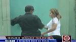 'Gringasha' visita a cabecilla de banda criminal en Lurigancho - Noticias de victor marquina