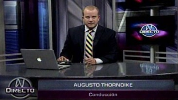 "Augusto Thorndike: ""Pido disculpas por desafortunado incidente"""