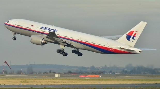 ¿Y el avión de Malasia?