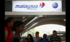 Malasia: se usaron dos pasaportes robados en vuelo desaparecido