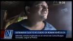 Caso Burgos: cayó otro presunto implicado en el crimen - Noticias de asesinato de carlos enrique burgos gonzales