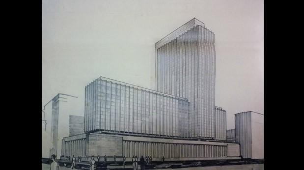 La exposición que reivindica la gráfica arquitectónica peruana
