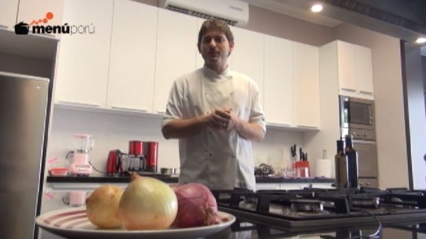Aprende a usar la cebolla roja con los tips de un maestro