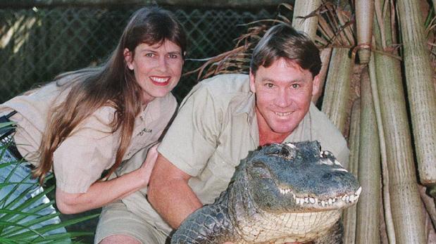"""Camarógrafo reveló cómo murió el """"cazador de cocodrilos"""""""