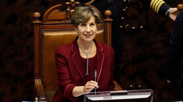 Chile: Isabel Allende asume como presidenta del Senado