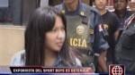 Ex porrista del Boys es detenida por tráfico de drogas - Noticias de gigi taes