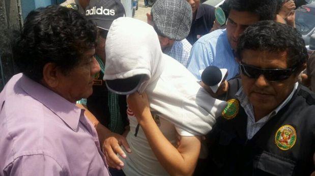 Crimen en La Molina: presunto asesino se presentó ante policía