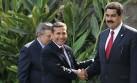 """Ollanta Humala """"cierra los ojos"""" ante crisis en Venezuela"""