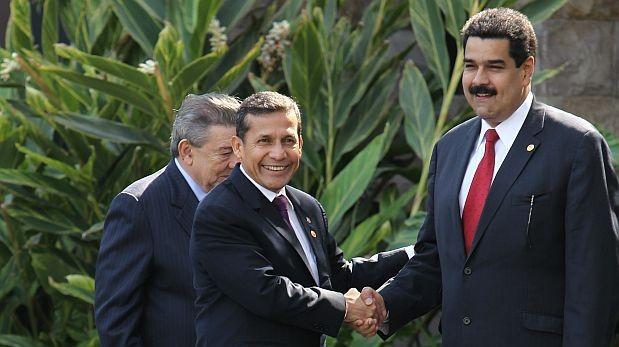Humala: La injerencia no es la salida a la crisis venezolana