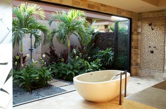 5 ideas para hacer jardines interiores en casa manos a - Plantas para patios interiores ...