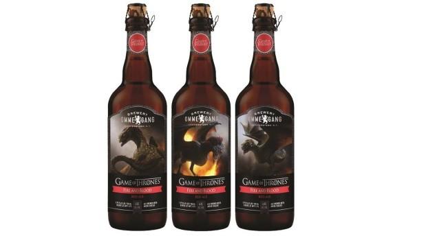 """Anuncian lanzamiento de la nueva cerveza de """"Game of Thrones"""""""