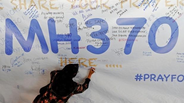 Malasia: cinco días sin rastro del vuelo MH370