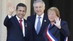 Michelle Bachelet se compromete a implementar fallo de La Haya - Noticias de carlos zuzunaga
