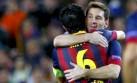Champions: Barcelona va hoy por la clasificación ante el City