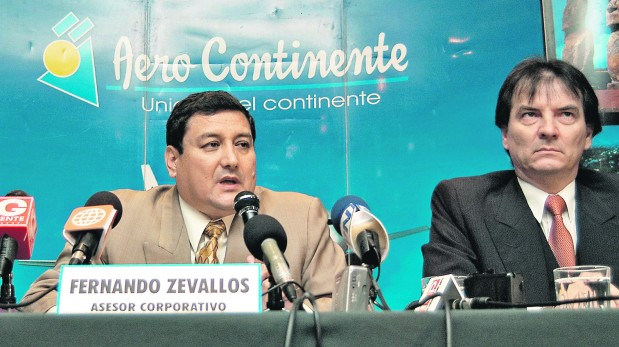 Ex operador de Zevallos figura como financista de Humala