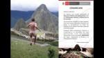 Desnudos en Machu Picchu se sancionarán con expulsión del lugar - Noticias de maria elena cordova