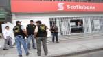Banda de ex cómplice de 'Puerto Rico' trató de asaltar banco - Noticias de carlos timana copara