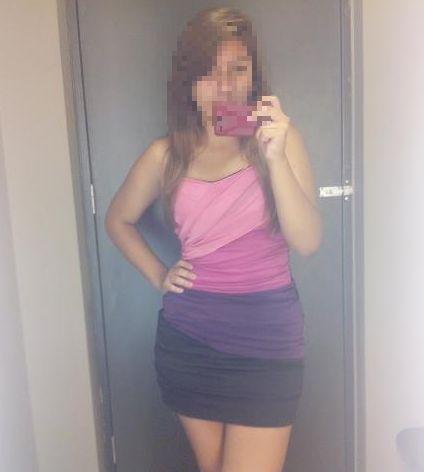 Tras asesinato de su madre, adolescente publicaba fotos en casa