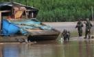 Marcha de mineros ilegales: 5 mil policías evitarán bloqueos