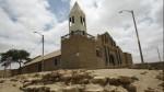 Sismos dañan carretera y tres iglesias de Piura - Noticias de eduardo arbulu gonzales