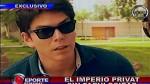 Acusan a Gerardo Privat de deber más de S/.12 mil a Sunat - Noticias de patricia arata