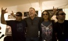 Metallica: recuerda la primera visita de la banda a Lima