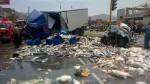 Ventanilla: camión fuera de control dejó nueve muertos - Noticias de betty policarpo inocente