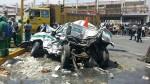 Ventanilla: camión fuera de control dejó nueve muertos - Noticias de gustavo kanashiro