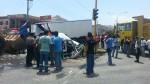 Accidente en Ventanilla: médicos descartan cesárea a fallecida - Noticias de dr luis huamani palomino