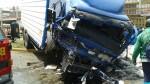 Ventanilla: hay versiones opuestas sobre la causa del accidente - Noticias de victor marquina