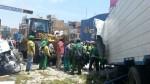 Accidente en Ventanilla: mujer no estaba embarazada - Noticias de carolina huayta torreblanca