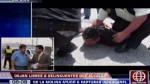 Delincuentes detenidos por alcalde de La Molina salieron libres - Noticias de jonathan yucra pacherrez