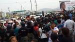 Ventanilla: vecinos bloquearon Av. Gambetta por fatal accidente - Noticias de avenida pedro beltrán