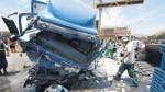 Así fue el terrible accidente que dejó 9 muertos en Ventanilla - Noticias de clint castillo cespedes
