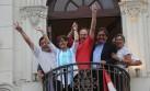 Lerner busca apoyo de partidos para reelección de Villarán