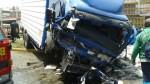 Camión accidentado en Ventanilla había sido modificado - Noticias de clint castillo cespedes