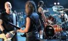 Metallica de Lima: imágenes de una noche llena de energía