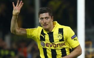 Lewandowski, el temido crack del Dortmund que no irá a Madrid