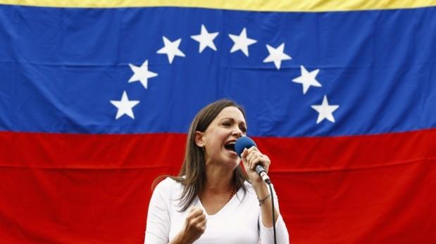 OEA cerró al mundo la exposición de María Corina Machado