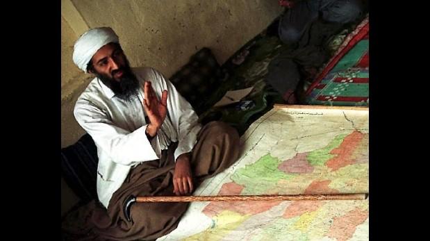 ¿Qué hizo Bin Laden en las horas siguientes del ataque del 11S?