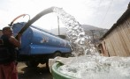 El costo del agua barata