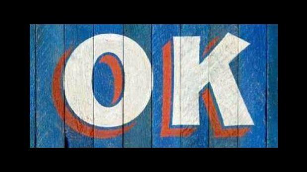 """La palabra """"OK"""" cumple 175 años"""