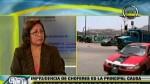 Sutran: Camiones no tienen un régimen de control de horas - Noticias de clint castillo cespedes