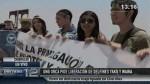 Yaku y Wayra: activistas piden su traslado y cambios en leyes - Noticias de levy calvo
